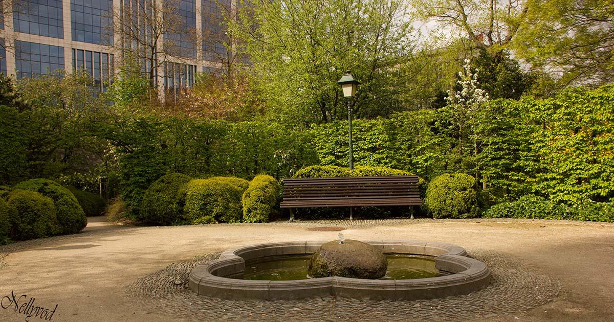 Малко кътче , тихо и уютнона една крачка от градската суета
