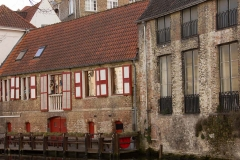 Фламандски къщи