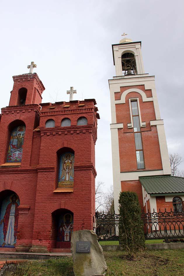 Църква в Трускавец