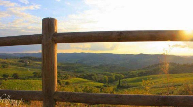Някъде из Тоскана
