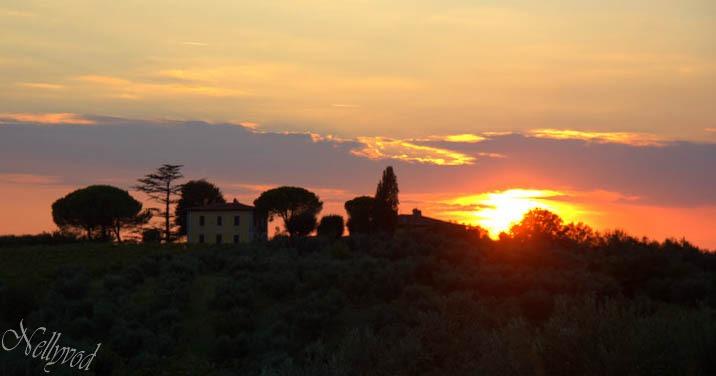 Злезът в Тоскана