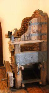 Средновековен стол за мъчения