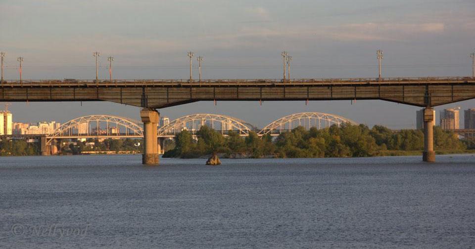 Мостовете над Днепър