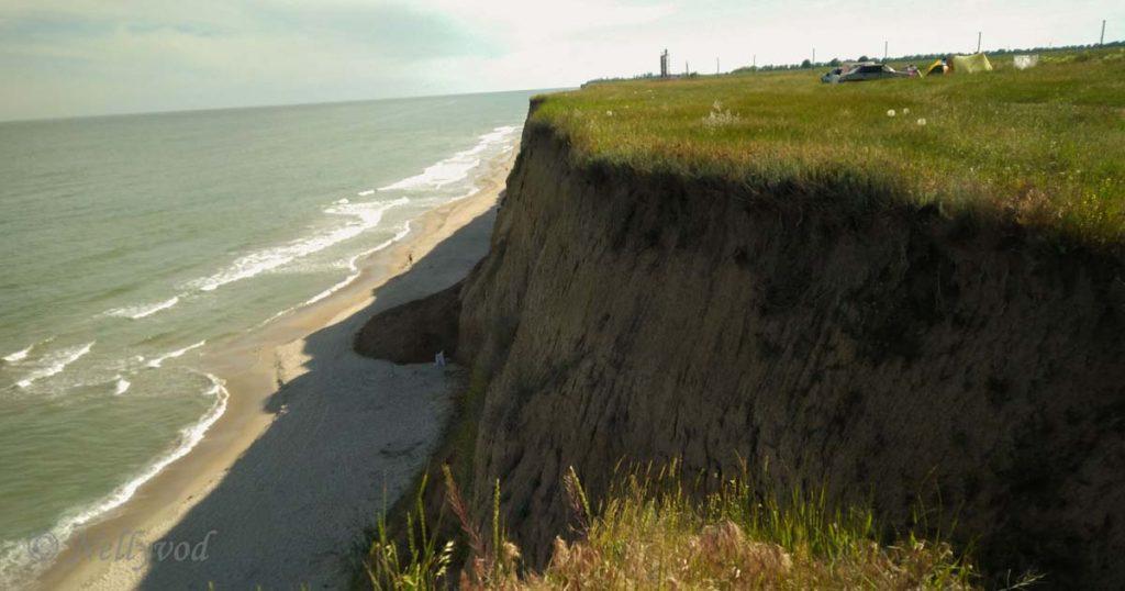 Как изглежда Черно море от бреговете на Украйна