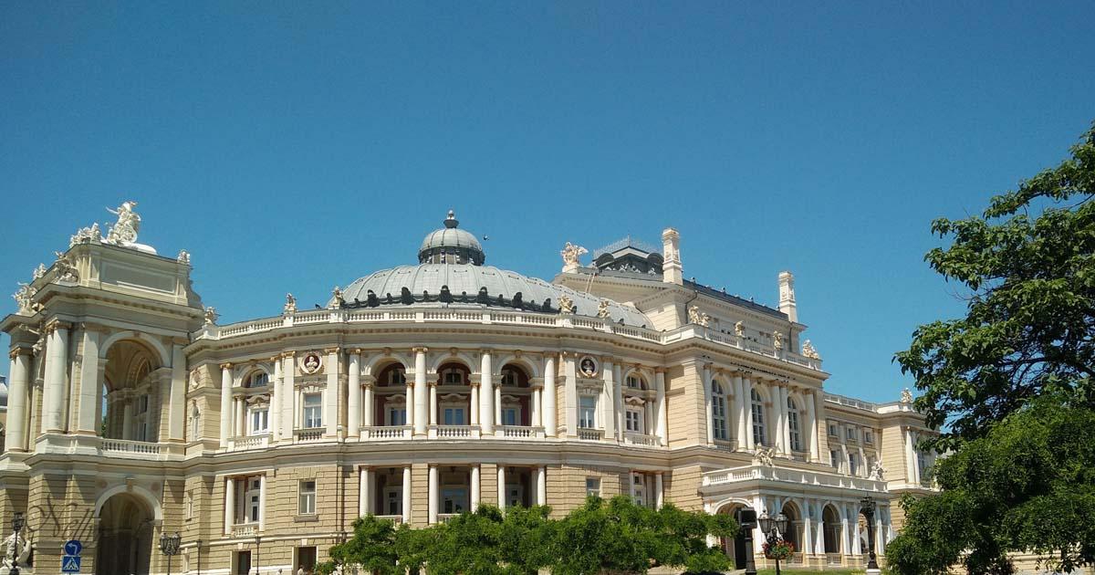 Одеската опера