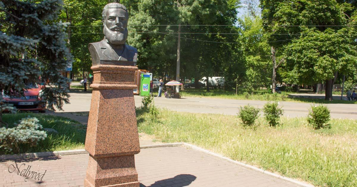 Паметник на Христо Ботев в Одеса
