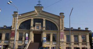 Централна железопътна гара Вилнюс