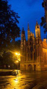 Готическата църква св. Ана