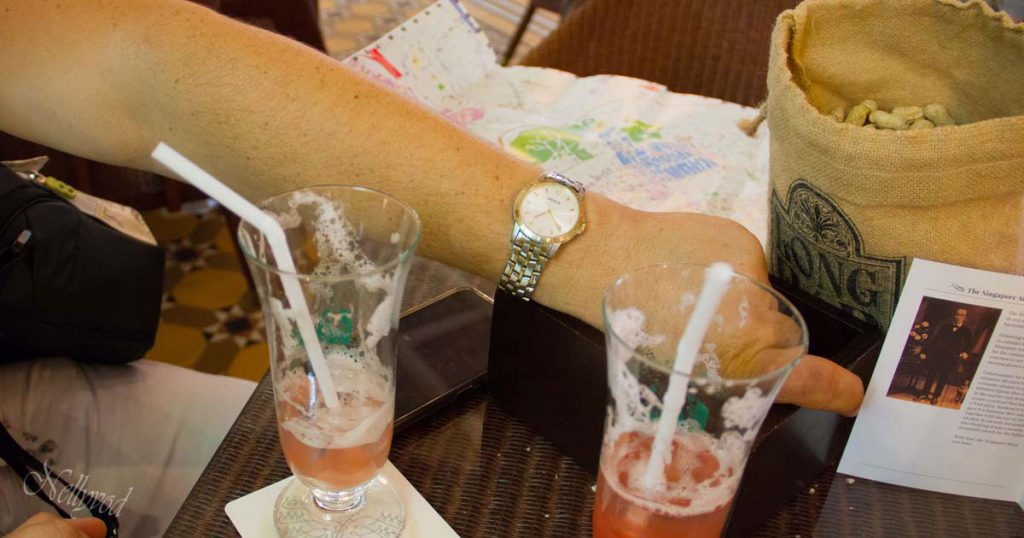 В 7ч. сутринта българско време може да се пие вече коктейл в Сингапур