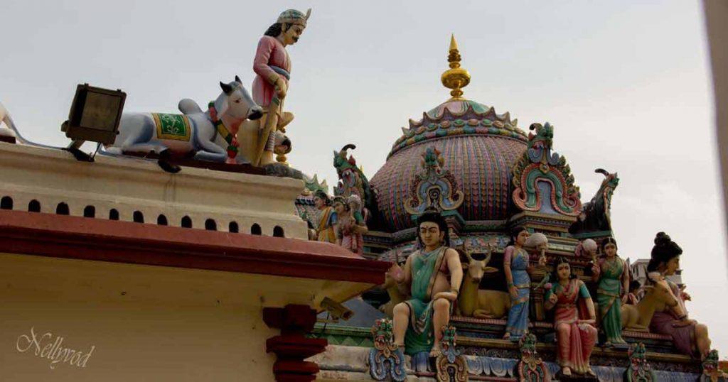 Най-старият храм в Сингапур