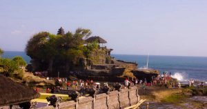 Храмът в морето ТаханЛог