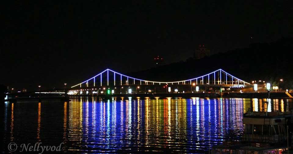 Мост над Днепър