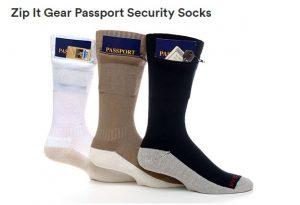 Чорапи за паспорт