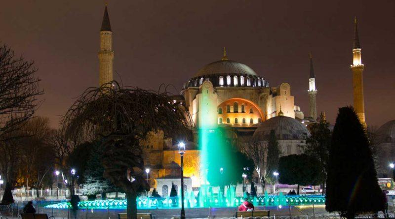 Св. София, Истанбул