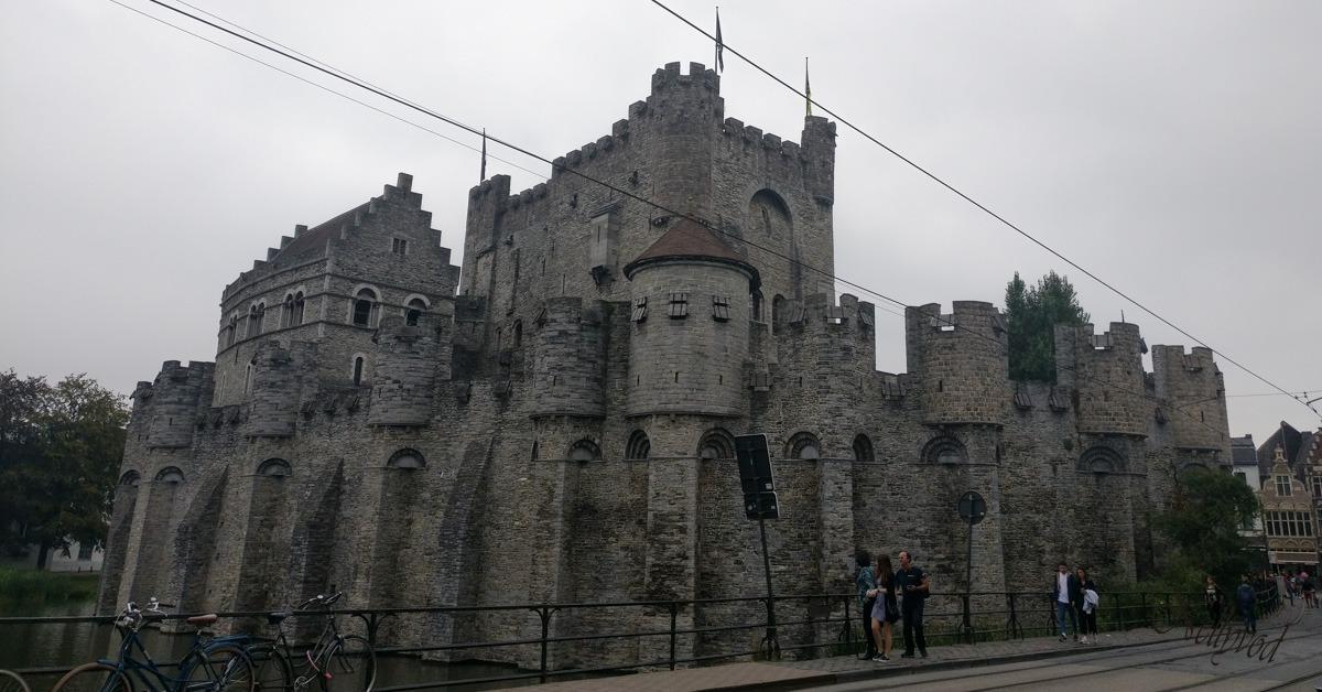 Замъкът Гравенстен (Gravensteen)