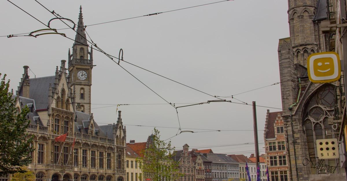 Главният площад Кутер
