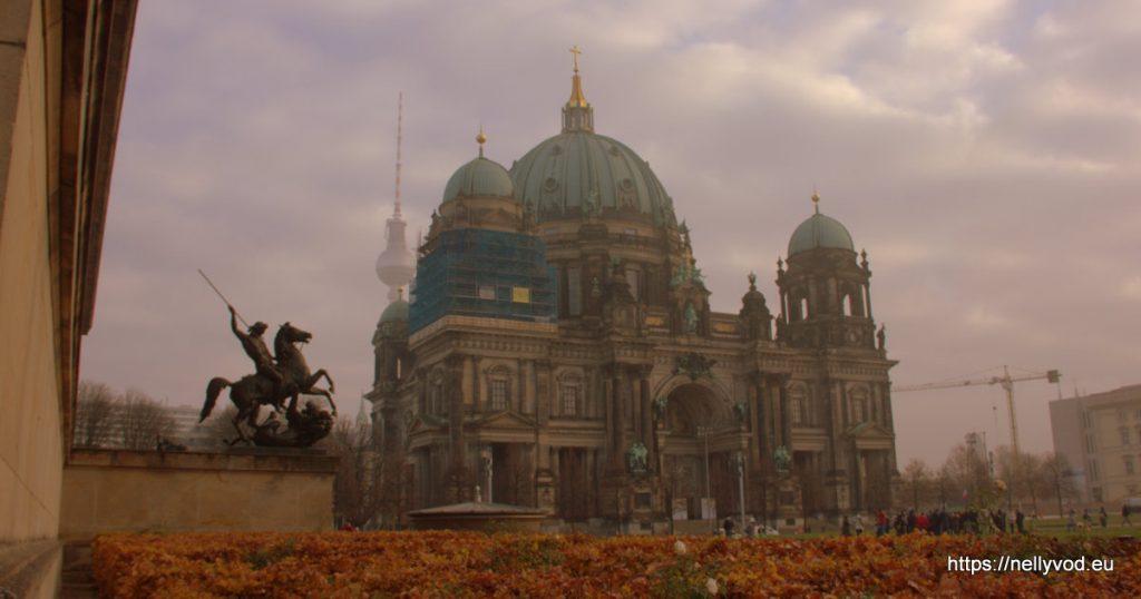 Берлинската катедрала Berliner Dom