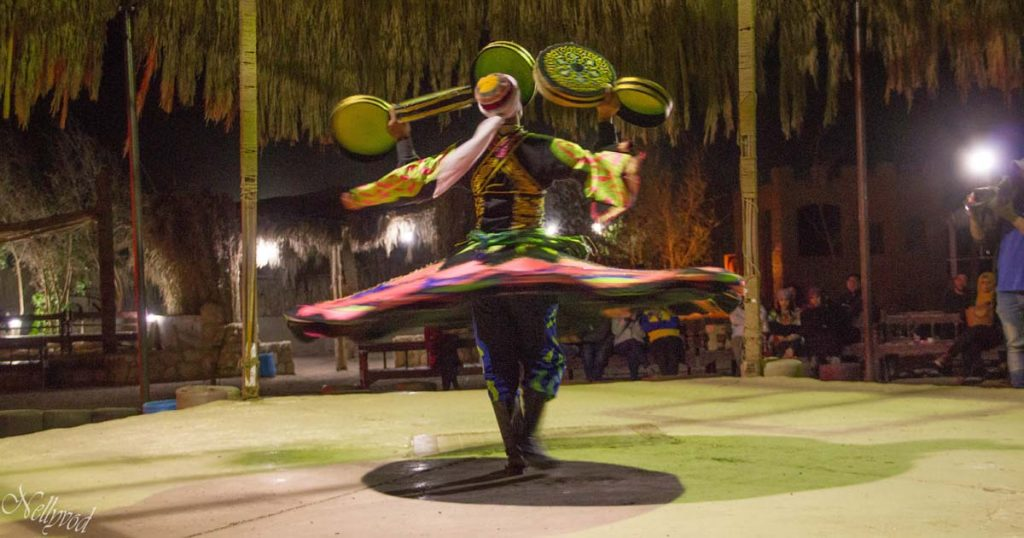 Въртящият се танц на бедуина
