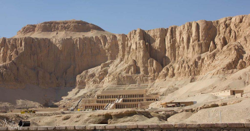 Храмът на Хатшепсут