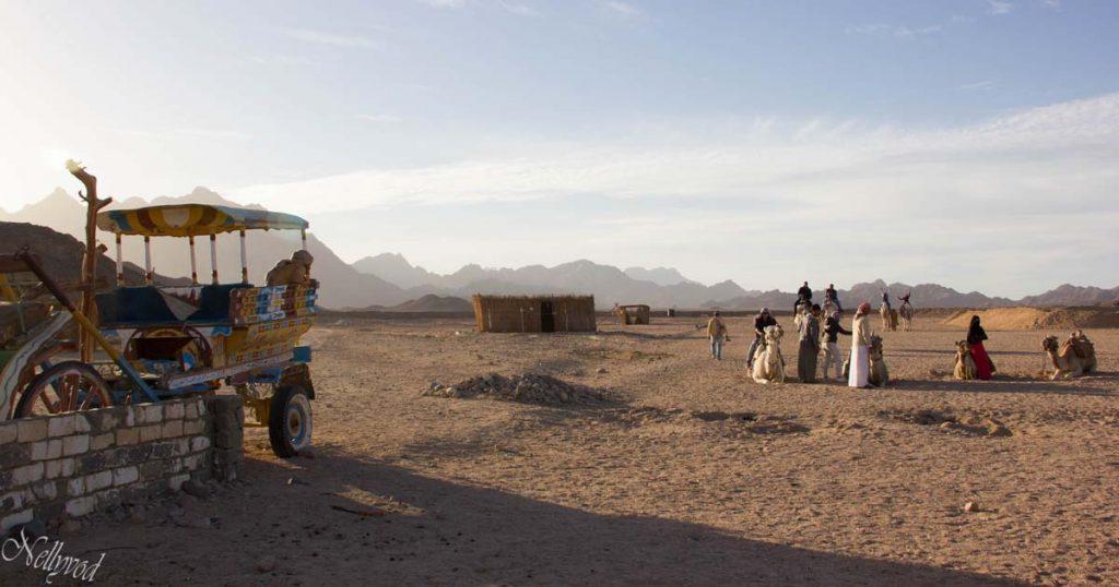 Бедуински лагер