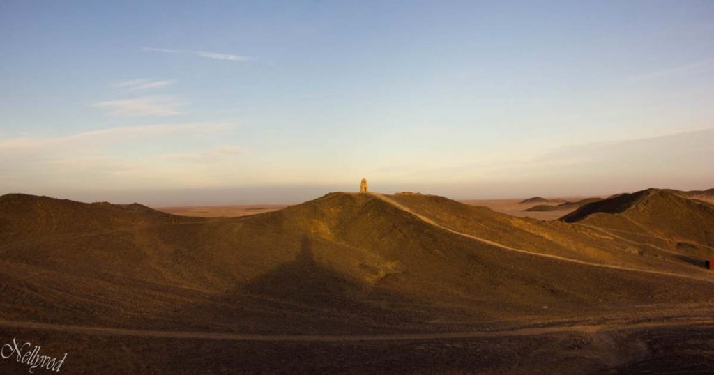 Бедуински кули
