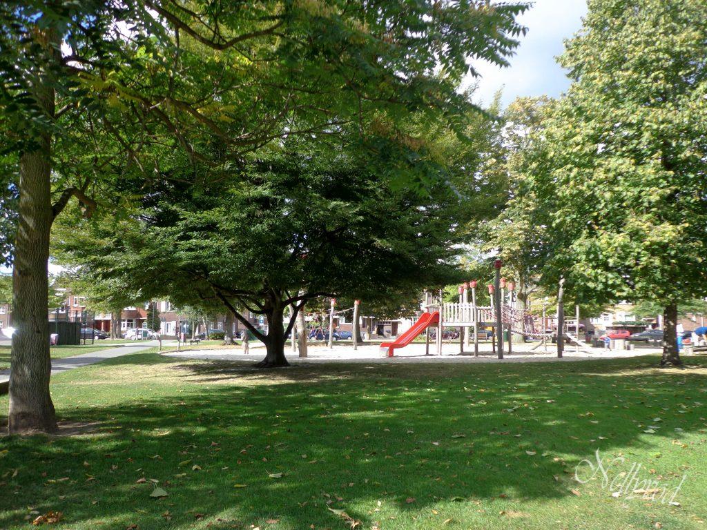 Един от парковете във Венло