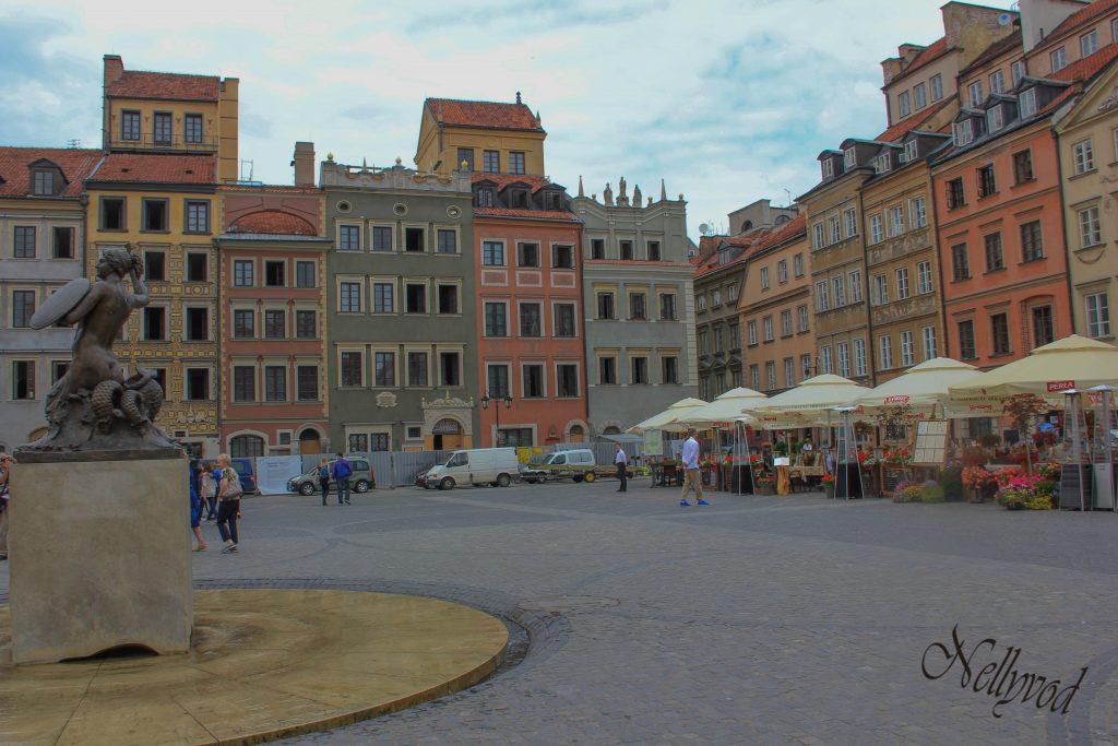 Русалката във Варшавa
